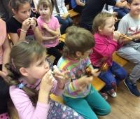 Благотворительная концертная - просветительская программа Музыкальные инструменты Древней Руси