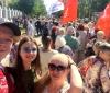 Возложение цветов к Вечному огню у памятника «Воинам-кировчанам» (22.06.2019)