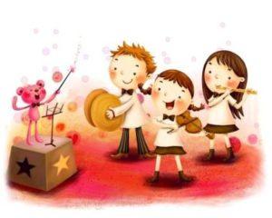 Юбилей детской музыкальной школы Кировского областного колледжа Музыкального искусства.