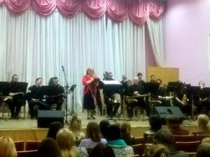 Концерт эстрадного оркестра (20.12.2019)