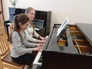 Фестиваль по Общему фортепиано для учащихся инструментальных отделений Детской музыкальной школы колледжа (18.03.2021)