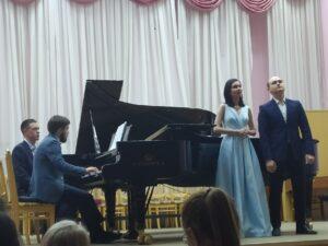 Концерт студентов фортепианного отделения (02.04.2021)