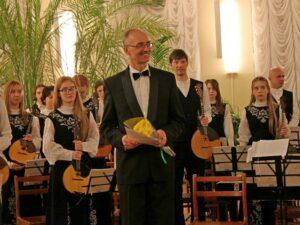 Концерт оркестра русских инструментов (01.04.2021)